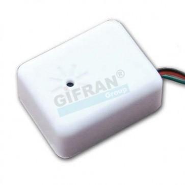 Microfono micro amplificato per registrazione audio nei sistemi di videosorveglianza