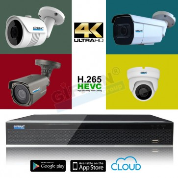 kit videosorveglianza preventivo