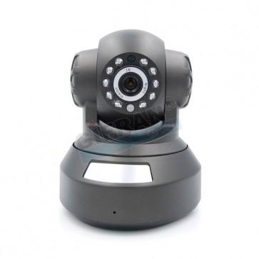 telecamera ip wireless con slot memoria SD