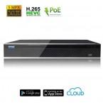NVR Videosorveglianza POE 8 canali 5MPX H.265