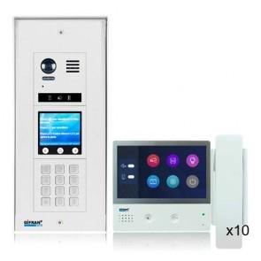 Miglior videocitofoni per ville appartamenti e condomini kit professionali