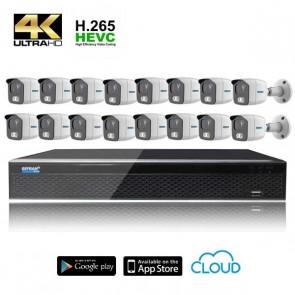 Kit Videosorveglianza DVR-XVR 4K 8 Megapixel