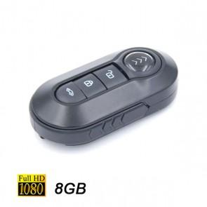 Telecamera spia chiave modello FIAT 8GB memoria