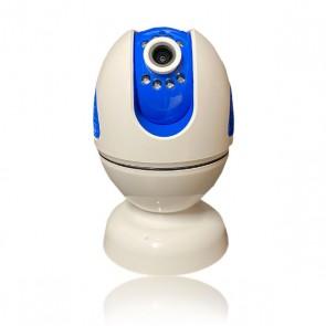 Telecamera wireless 1080P motorizzata per Allarme