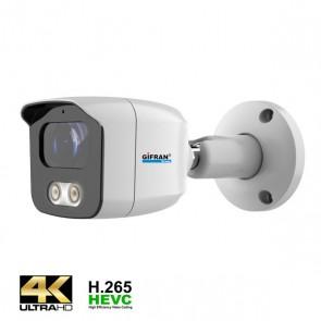telecamera grandangolo 8 MPX professionale