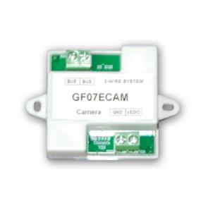 convertitore a telecamere analogiche per videocitofono