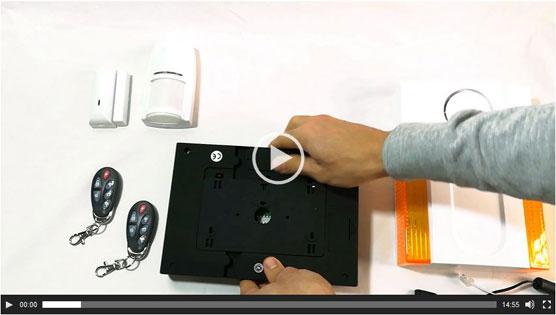 video guida antifurto casa
